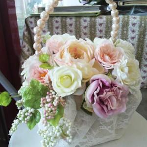 バック型 bouquet