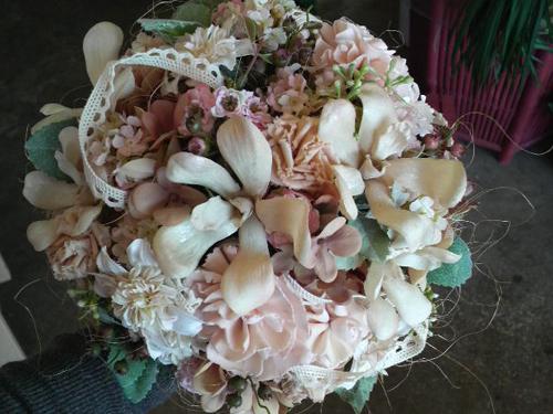 アンティークカラー bouquet