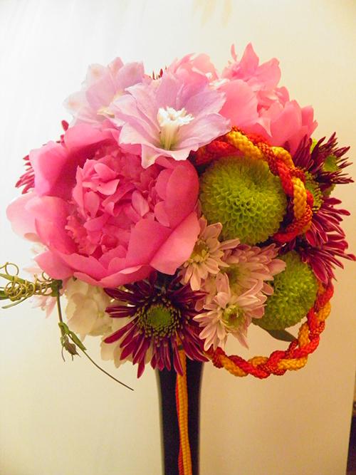 和 タッセル bouquet