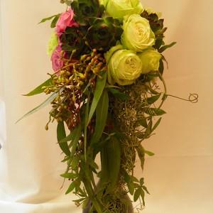 個性的 bouquet