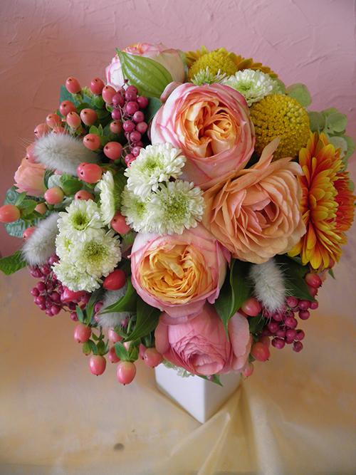 ラウンド bouquet