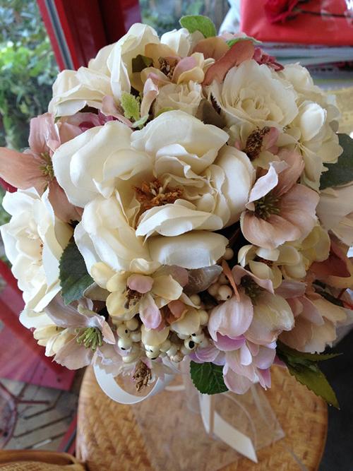 かろやかなアンティーク小花のbouquet