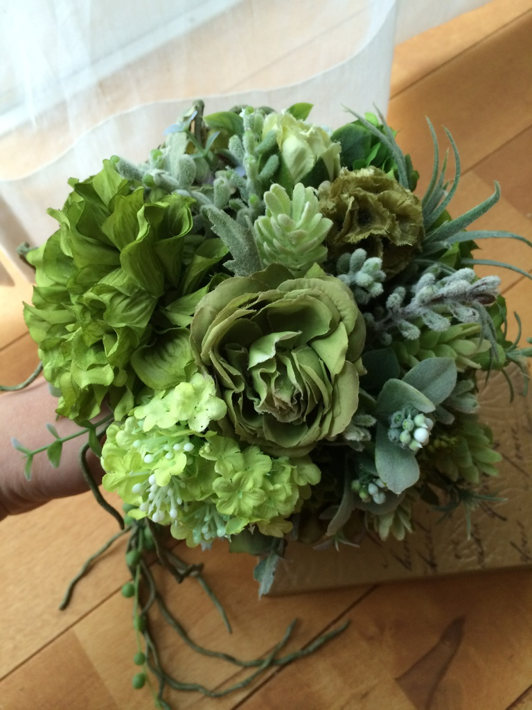 bridal bouquet  gg
