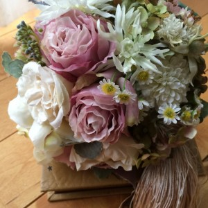 bridal bouquet  pwn