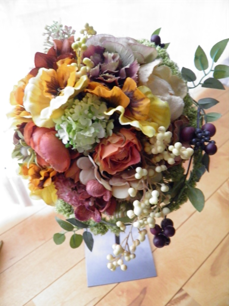 bridal bouquet  yg