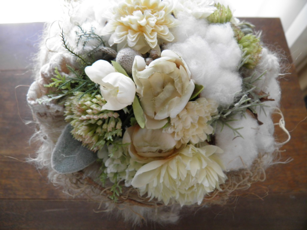 bridal bouquet  wbm