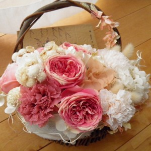 bridal bouquetプリ   sold  out