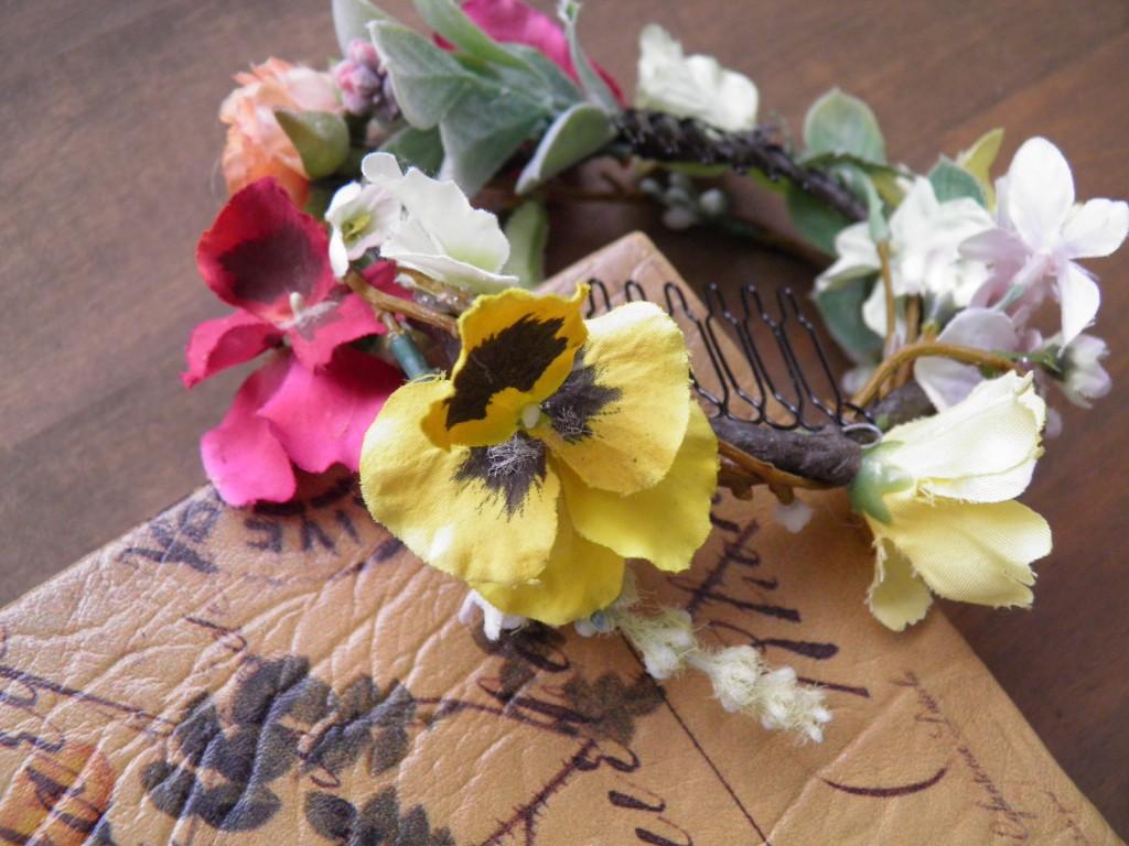 mini花冠 ビオラS