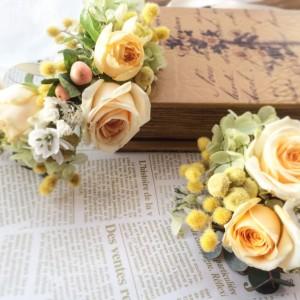リスト bouquet   ブートニア