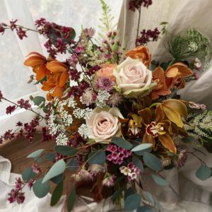 wedding bouquet bir